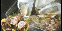 牡蠣のカンカン焼きセット